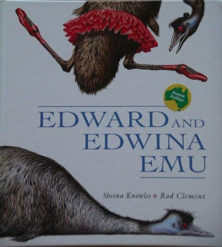 9780732277208: Edward and Edwina Emu