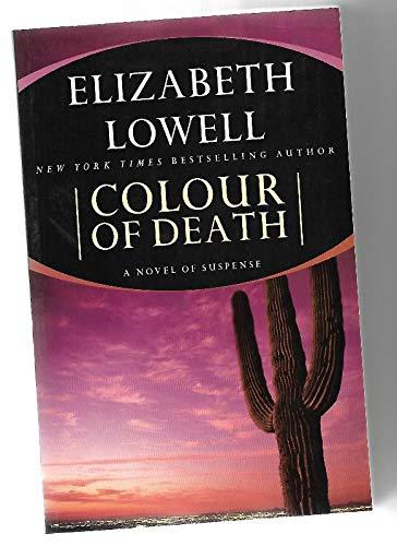 9780732280543: Colour of Death
