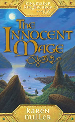 9780732280796: The Innocent Mage (The Kingbreaker)