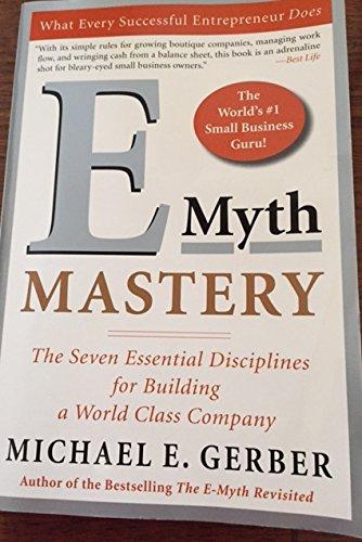 9780732281366: E Myth Mastery