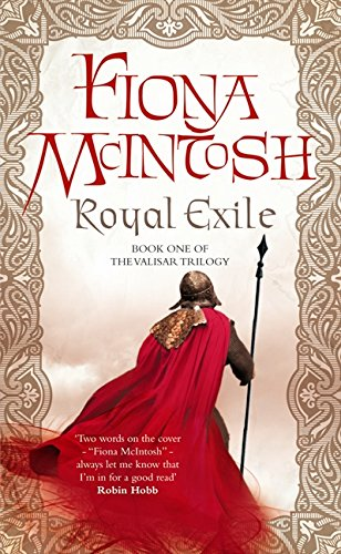 9780732281779: Royal Exile (Valisar Trilogy)