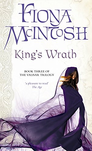 9780732281793: King's Wrath (Valisar Trilogy)