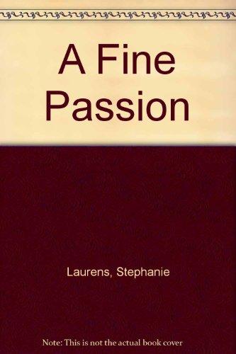 9780732282837: A Fine Passion