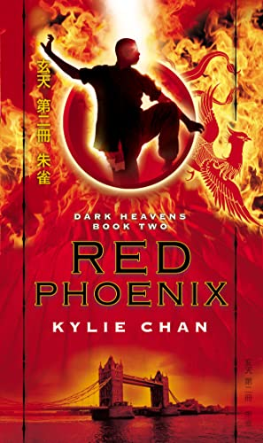 9780732282974: Red Phoenix (Dark Heavens)