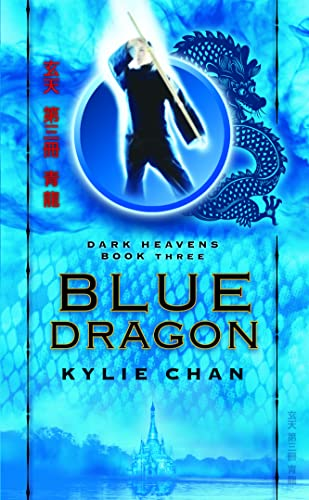 9780732282981: Blue Dragon (Dark Heavens)