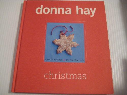 9780732283339: Donna Hay Christmas