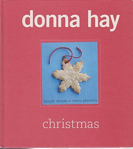 Donna Hay Christmas: Simple Recipes, Menu Planners