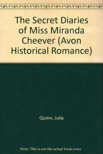 9780732283575: The Secret Diaries of Miss Miranda Cheever (Avon Historical Romance)