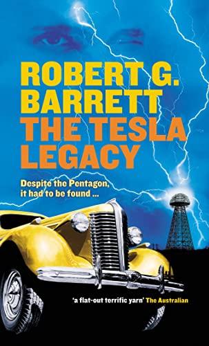 The Tesla Legacy: Robert G. Barrett