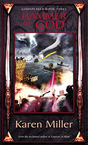 9780732284534: Hammer of God (Godspeaker)