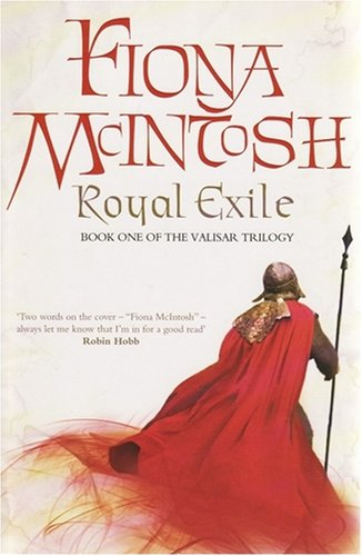 9780732284770: Royal Exile (Valisar Trilogy)