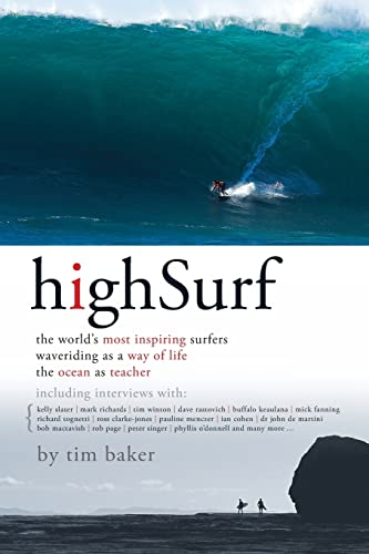 9780732284862: High Surf: The World's Most Inspiring Surfers