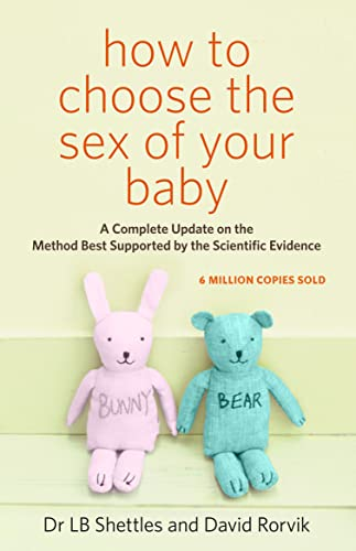 9780732285265: How to Choose the Sex of Your Baby
