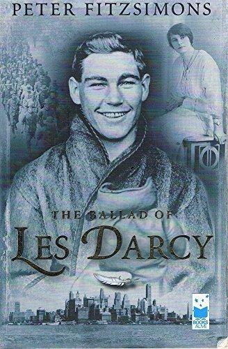 9780732286361: The Ballad of Les Darcy