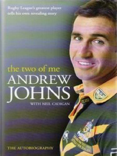 9780732286538: The Two of Me - Andrew Johns