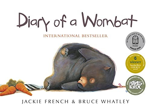9780732286620: Diary of a Wombat