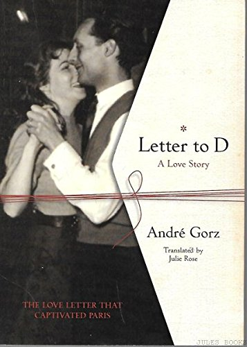 9780732287740: Letter to D: A Love Story
