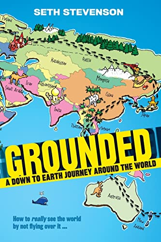 9780732287979: Grounded!: A Down to Earth Journey Around the World