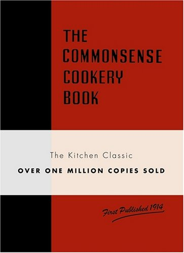 9780732287993: The Commonsense Cookery Book