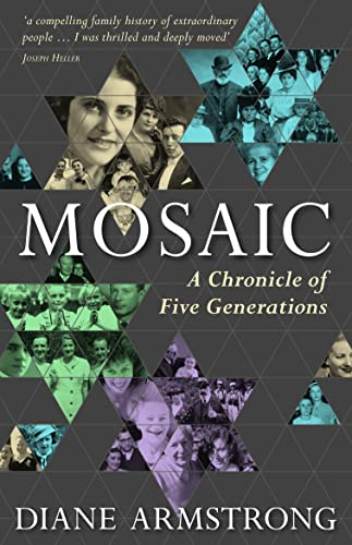 9780732289164: Mosaic: A Chronicle of Five Generations