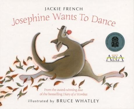 9780732290375: JOSEPHINE WANTS TO DANCE (miniature edition)