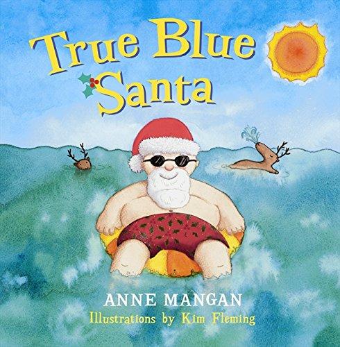 9780732290603: True Blue Santa
