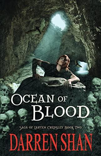 9780732291112: Ocean of Blood (The Saga of Larten Crepsley)