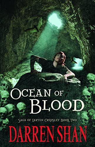9780732291112: Ocean of Blood (The Saga of Larten Crepsley)