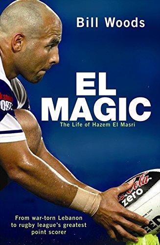 9780732291457: El Magic - the Life of Hazem El Masri