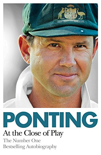 9780732291839: Ponting: At the Close of Play