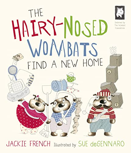 9780732295509: The Hairy Nosed Wombats Find a New Home