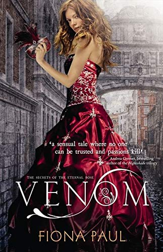 9780732295929: Venom (The Eternal RoseTrilogy)
