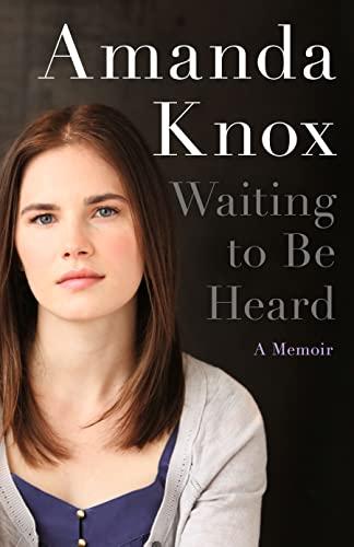 9780732296018: Amanda Knox: Waiting To Be Heard