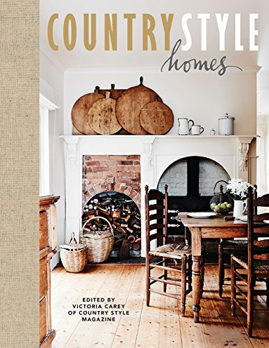 9780732299965: Country Style Homes