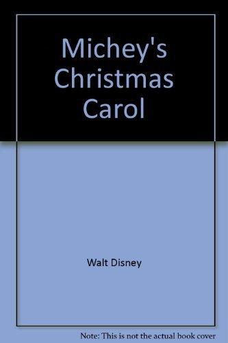 9780732305680: Michey's Christmas Carol