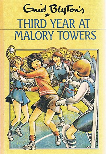 9780732312763: Third Year At Malory Towers (Rewars Series 55)
