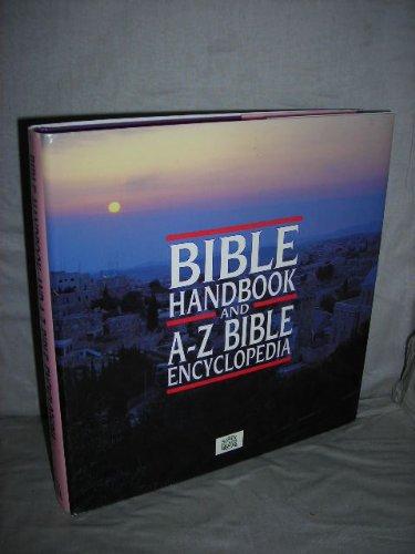 9780732413422: Bible Handbook and A-Z Bible Encyclopedia