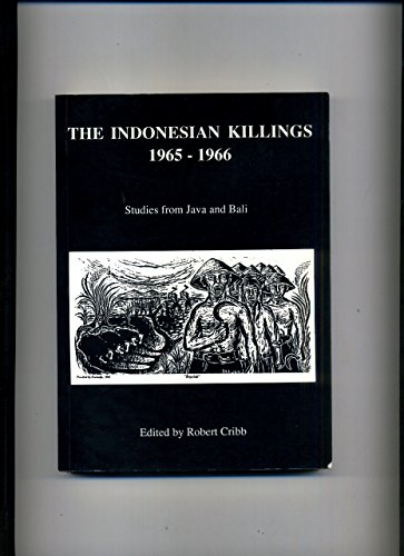 9780732602314: Indonesian Killings 1965 (Monash Papers on Southeast Asia)