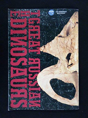 9780732605032: The ICI Australia catalogue of the Great Russian Dinosaurs Exhibition 1993-1995 presented by Qantas