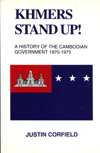 9780732605650: Khmers Stand Up Ppr (Monash Papers on Southeast Asia)