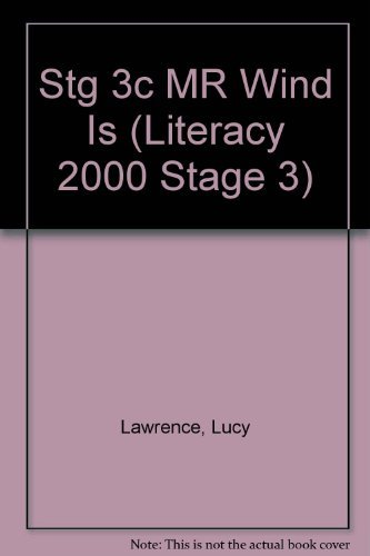Mr. Wind (Literacy 2000, Stage 3) (073270068X) by Lawrence, Lucy
