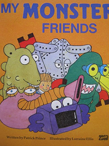 9780732700713: My Monster Friends: Safe and Sound (Literacy Links Plus Guided Readers Early)
