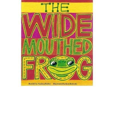 9780732700782: The Wide-Mouthed Frog