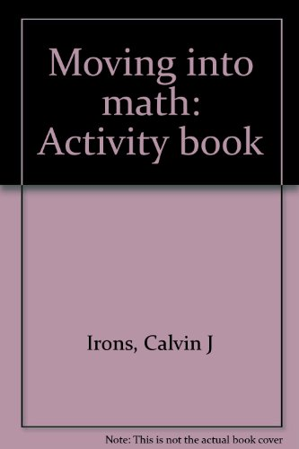 9780732701239: Moving into math: Activity book