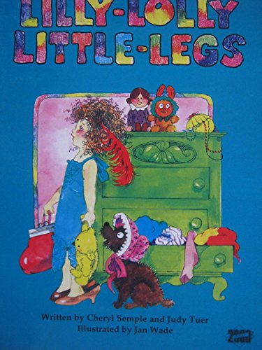 9780732702335: Lilly-Lolly-Little Legs (Literacy Links Plus Guided Readers Early)