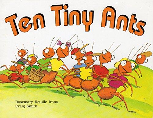 9780732708092: Ten Tiny Ants (Maths Links Plus)