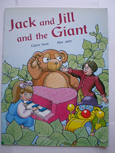 9780732710101: Jack and Jill and the giant (Mathtales)