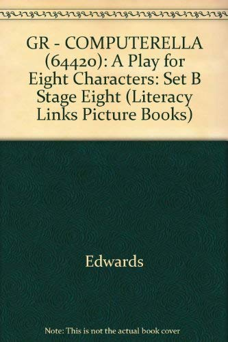 9780732711689: Computerella: A Play for Eight Characters (Literacy Links Picture Books)