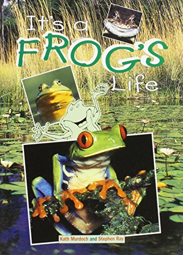 IT'S A FROG'S LIFE: Kath Murdoch and Stephen Ray