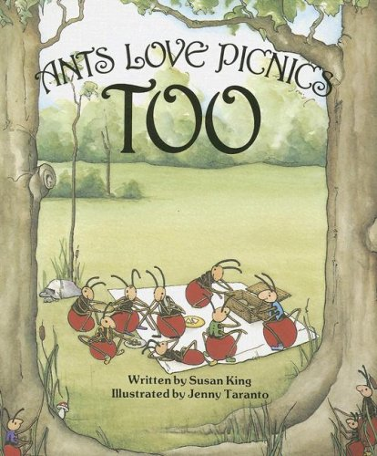 9780732718534: Ants Love Picnics Too (Literacy Tree: Food and Fun)